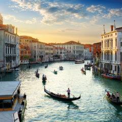 Venetien, wir kommen